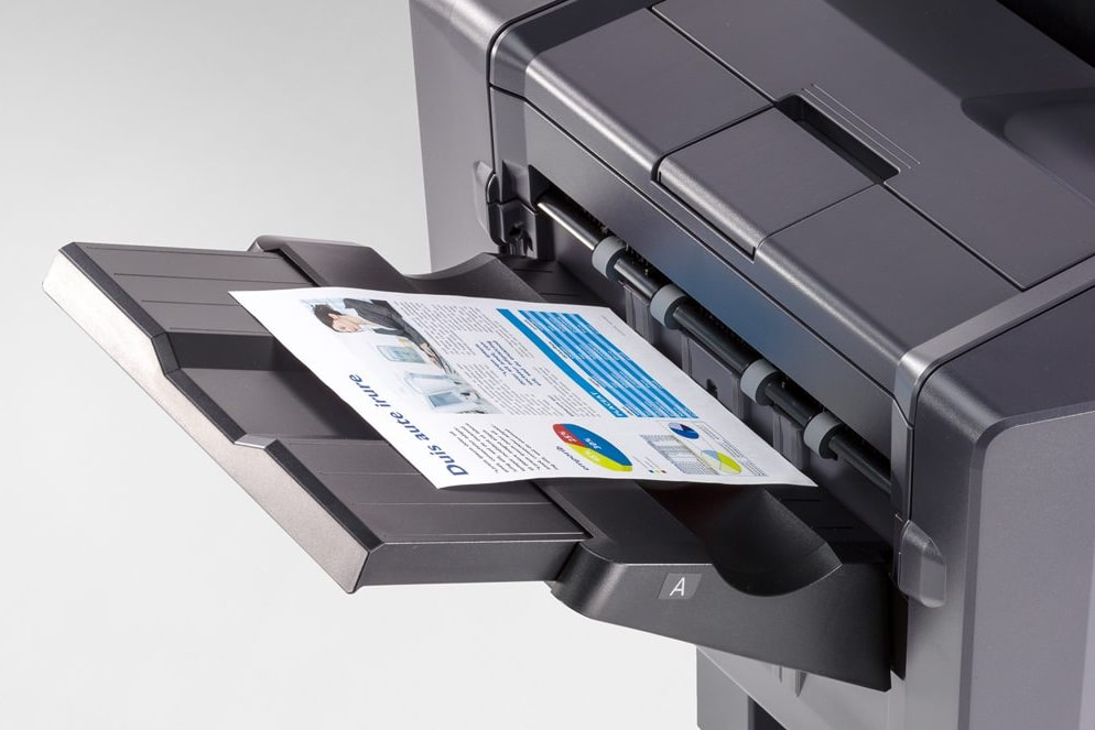 How New Copiers Are Boosting Productivity In The Workplace