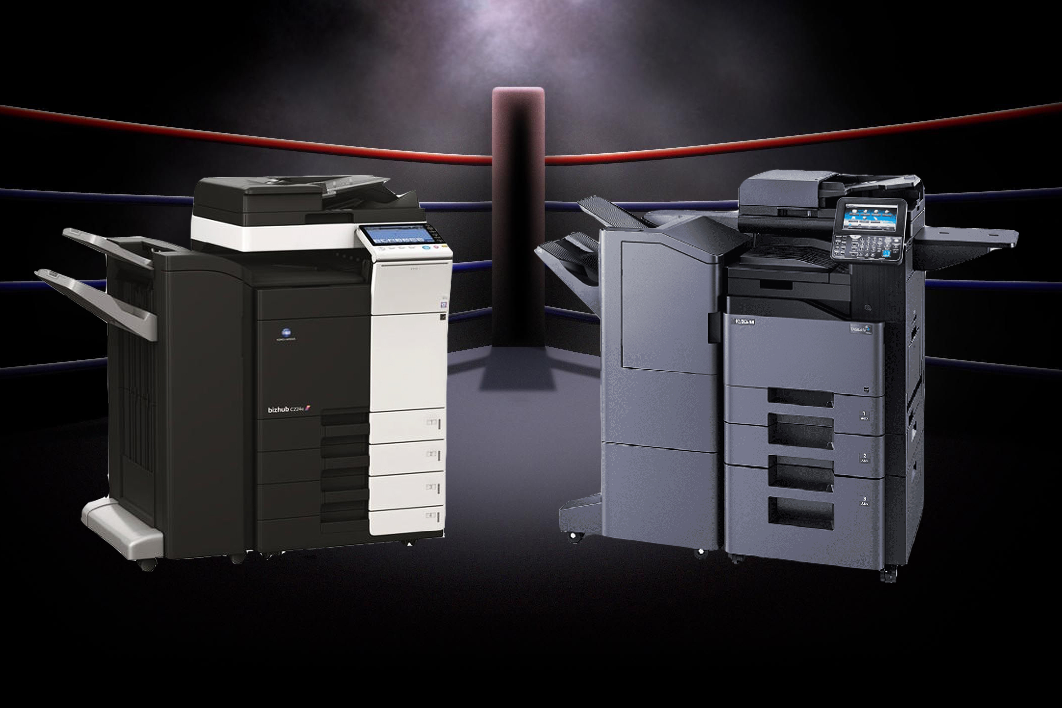 Why Kyocera Copiers Are Better Than Konica Minolta