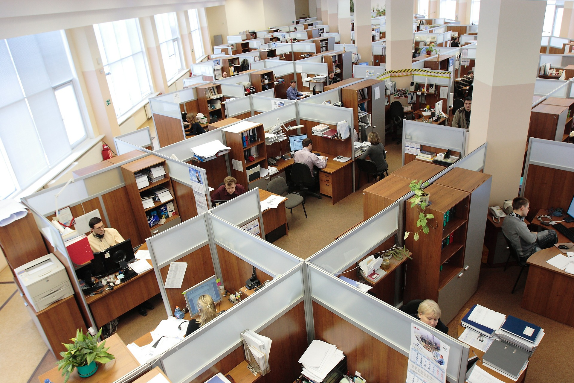 Finding The Right Copier For Your Large Office